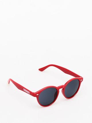 Diamante Wear Diamante Sunglasses (red)