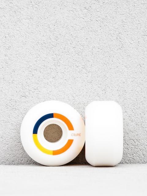 Crupie Apex Flatspot Resist Wheels (white)