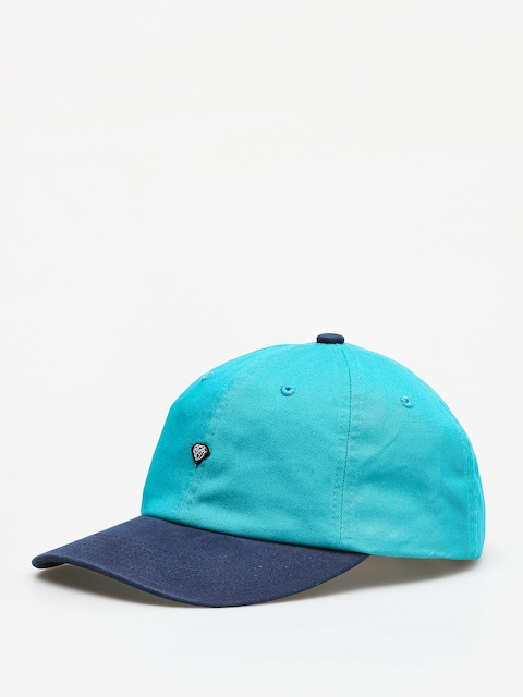 Diamond Supply Co. Brilliant Patch Sports ZD Cap (teal)