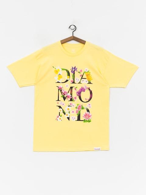 Diamond Supply Co. Botanical T-shirt (banana)