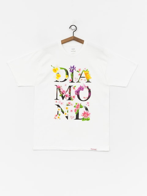 Diamond Supply Co. Botanical T-shirt (white)