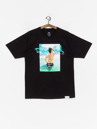 Diamond Supply Co. Waist Deep T-shirt (black)