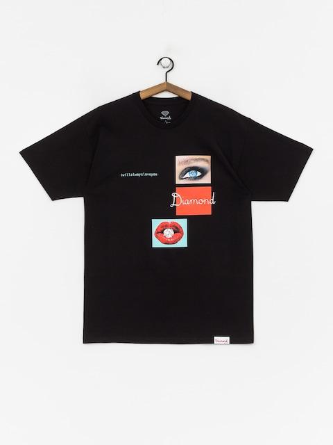 Diamond Supply Co. I Will Always T-shirt (black)
