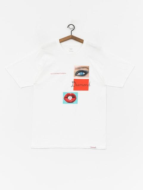 Diamond Supply Co. I Will Always T-shirt (white)
