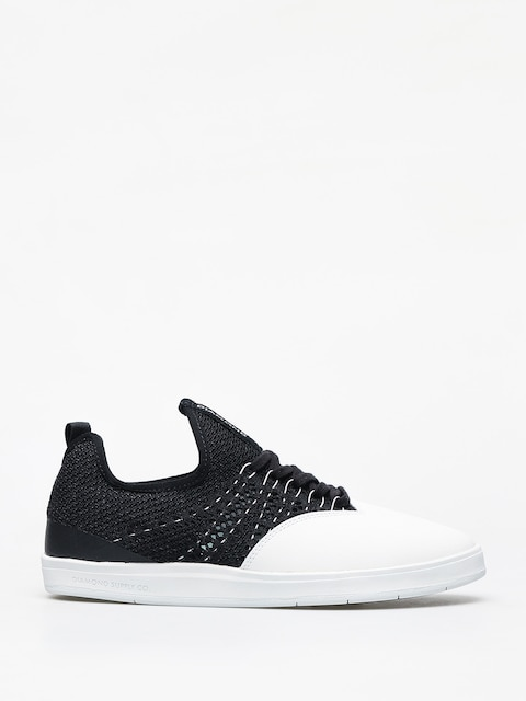 Diamond Supply Co. All Day Shoes (black/white)