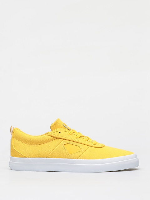Diamond Supply Co. Icon Cotton Canvas Shoes (mustard)