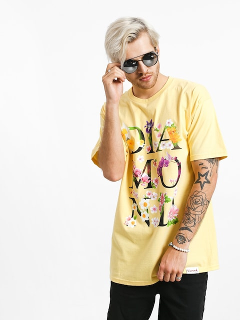 Diamond Supply Co. Botanical T-shirt