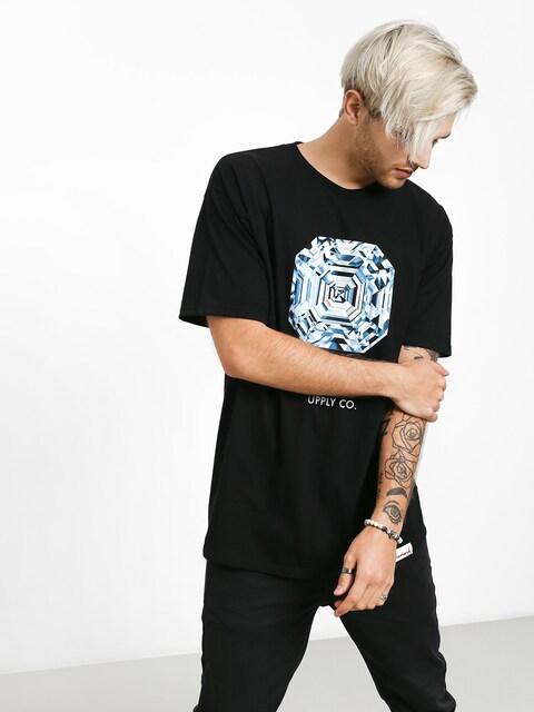 Diamond Supply Co. Asscher Cut T-shirt (black)