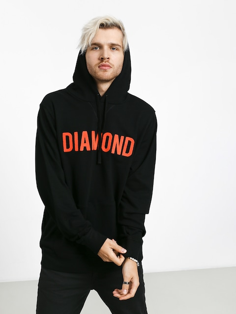 Diamond Supply Co. Hoodie Diamond French Terry