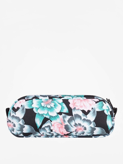 Roxy Da Rock Pencil case Wmn (anthracite crystal flower )