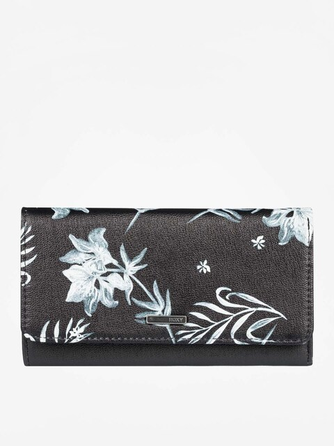 Roxy Hazy Daze 2 Wallet Wmn (true black full bicolys)