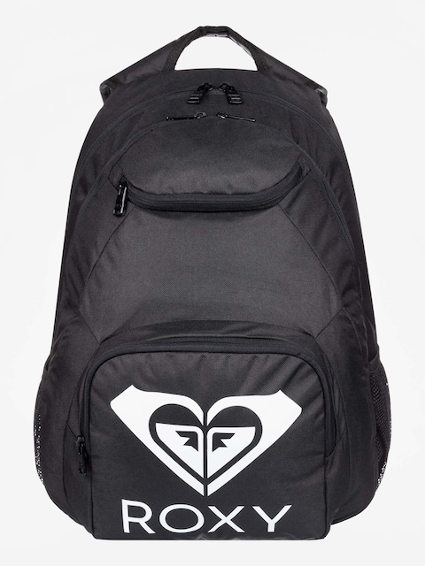 Roxy Shadow Swell Solid Logo Backpack Wmn (anthracite)
