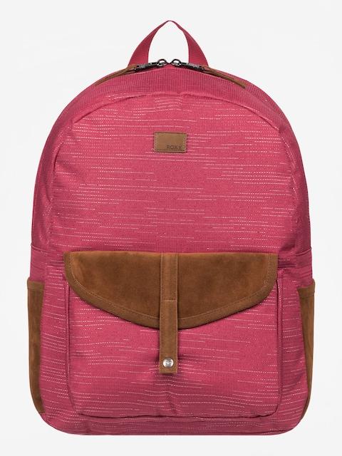 Roxy Carribean Lurex Backpack Wmn (deep claret)