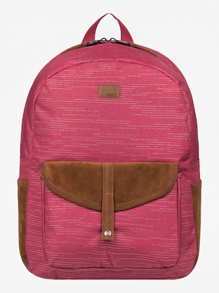 Roxy Carribean Lurex Backpack Wmn (deep claret)