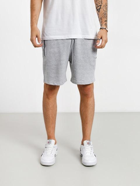Diamante Wear Grey Boxlogo Shorts (light grey)