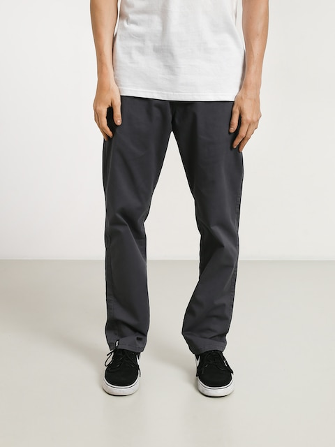 Malita Chino Low Pants (grey/stripes)