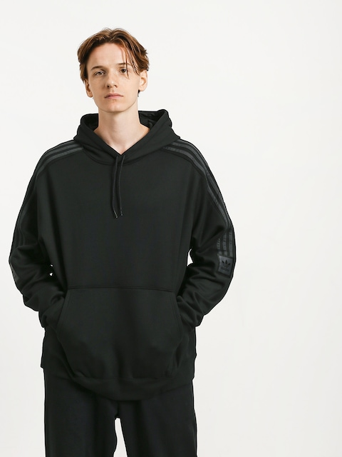 adidas Tech Hood Hoodie (black/carbon)