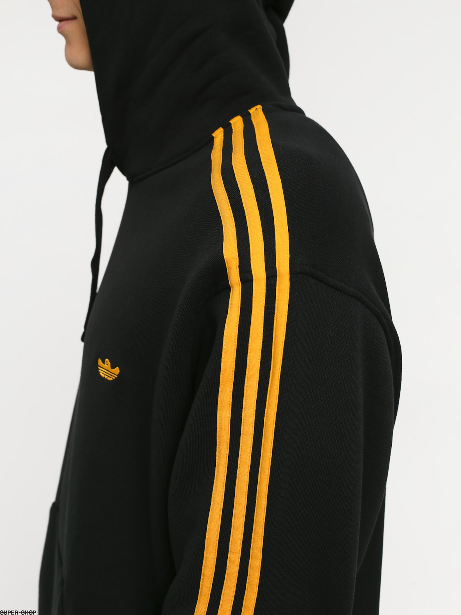 adidas Mini Shmoo HD Hoodie (blackactive gold)