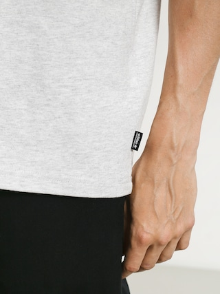 adidas Mini Shmoo T-shirt (light grey heather/bold green)