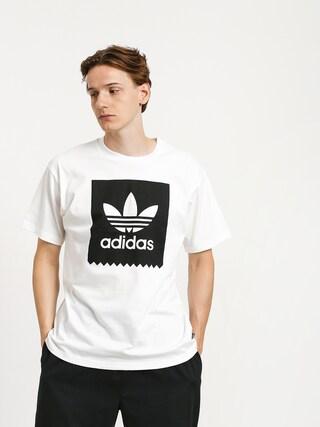 adidas Solid Bb T-shirt (white/black)