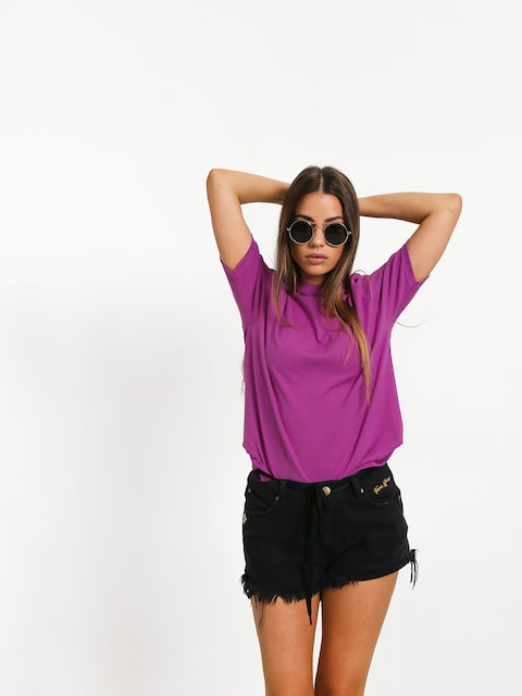 Stussy Stock T-shirt Wmn (berry)