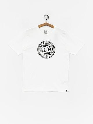 DC Circle Star T-shirt (snow white)