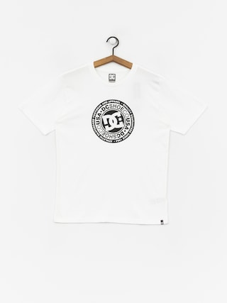 DC Circle Star T-shirt (snow white)
