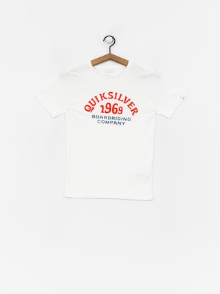Quiksilver Kirra Shakka T-shirt (white)
