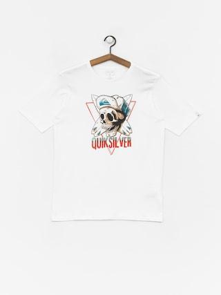 Quiksilver Soul Arch T-shirt (white)