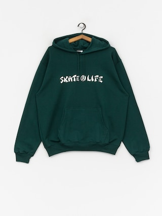 Polar Skate Skatelife HD Hoodie (dark green)