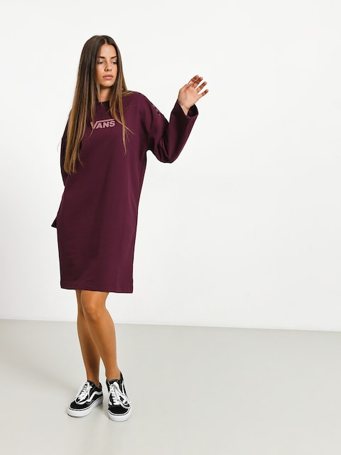 Vans Chromo II Dress Wmn (prune)