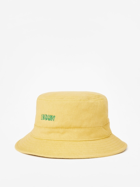 Brixton Simmons Bucket Hat Hat (yellow)