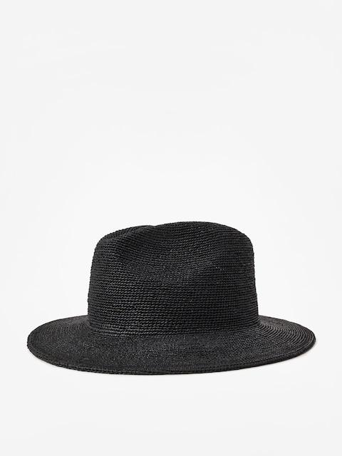 Brixton Messer III Fedora Hat (black)