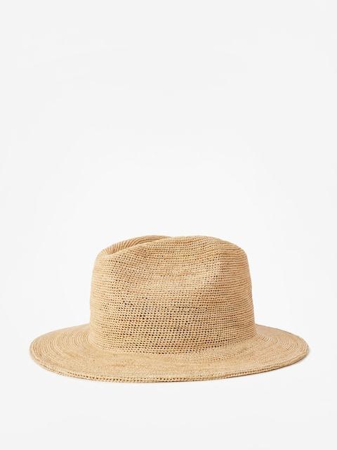 Brixton Messer III Fedora Hat (tan)