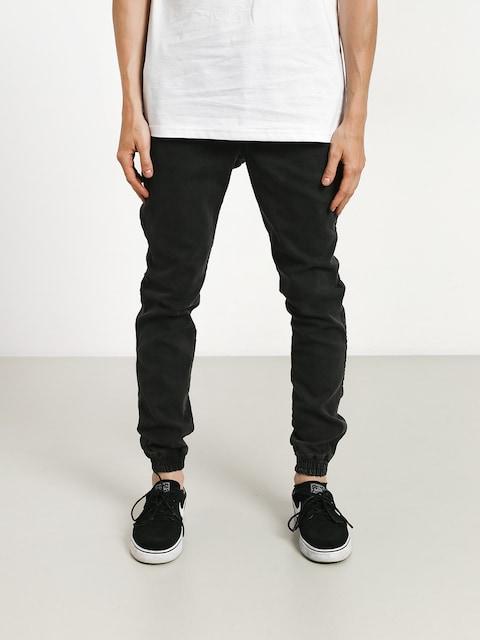 Diamante Wear Rm Jeans Jogger Pants (black marmur jeans)