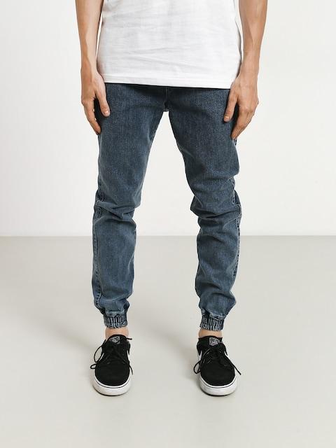 Diamante Wear Rm Jeans Jogger Pants (blue marmur jeans)