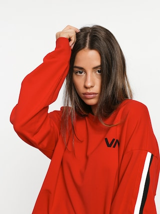 RVCA Ringside Sweatshirt (red)