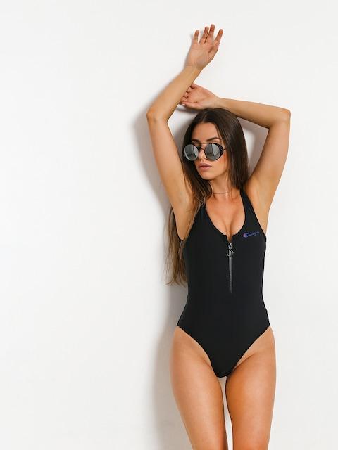 Champion Premium Swimming Suit Swimsuit Wmn (nbk)