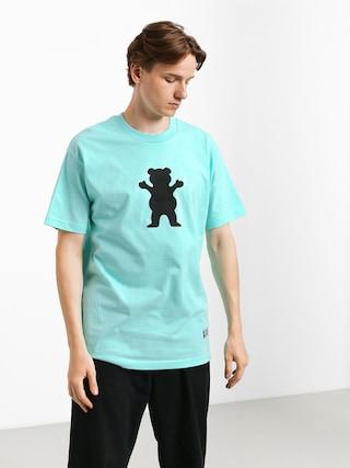 Grizzly Griptape Og Bear T-shirt (miny/black)