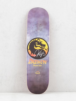 Thank You Daewon Song Dragon Deck (charcoal)