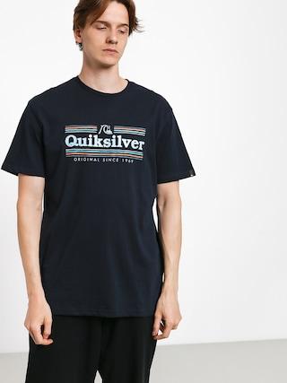 Quiksilver Get Buzzy T-shirt (sky captain)