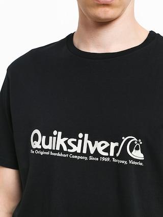 Quiksilver Modern Legends T-shirt (black)