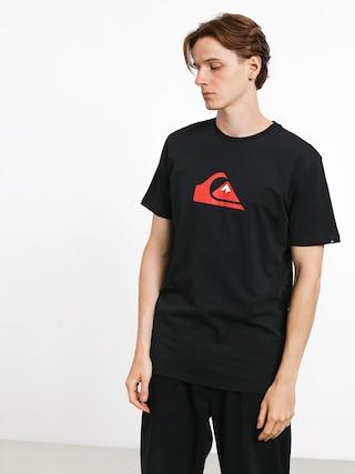 Quiksilver Comp Logo T-shirt (black)