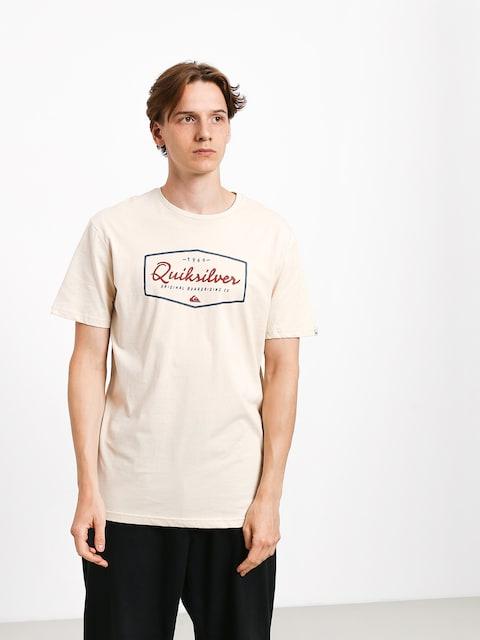 Quiksilver Inside Lines T-shirt (brazilian sand)