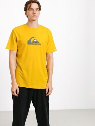 Quiksilver Comp Logo T-shirt (sulphur)