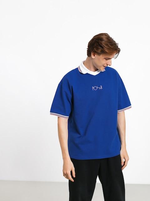 Polar Skate Pique Surf T-shirt (royal blue)