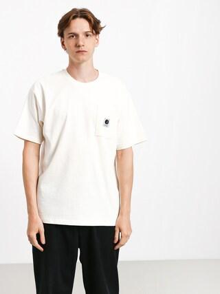 Polar Skate Pocket T-shirt (ivory)