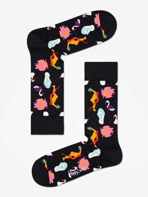 Happy Socks Park Socks (black)