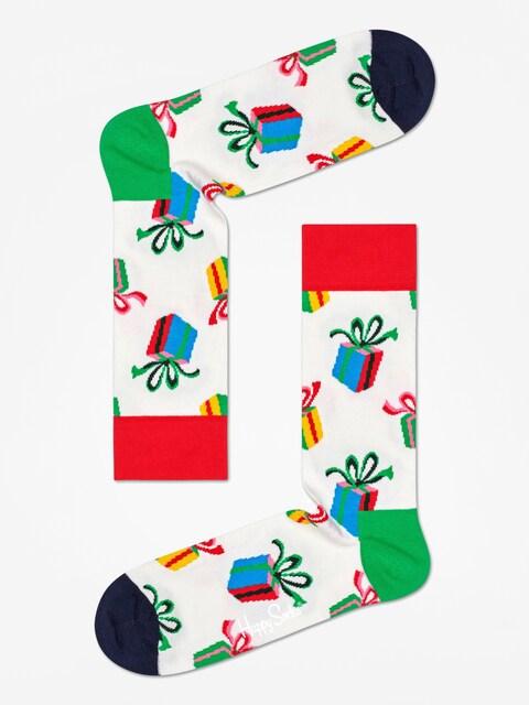 Happy Socks Presents Socks (white)