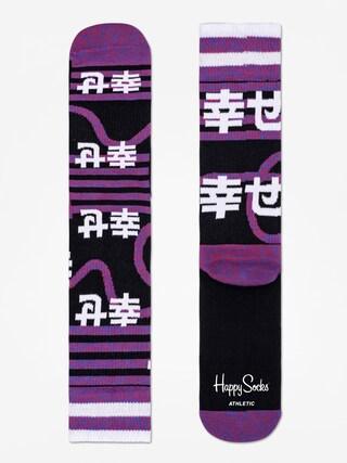 Happy Socks Athletic Japan Socks (purple)